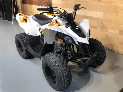 2020 Can-Am DS 70 in Enfield, Connecticut - Photo 1