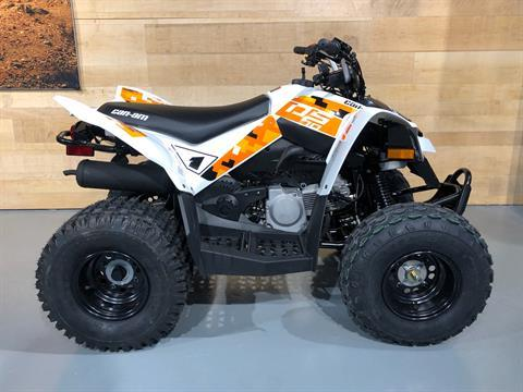 2020 Can-Am DS 70 in Enfield, Connecticut - Photo 2