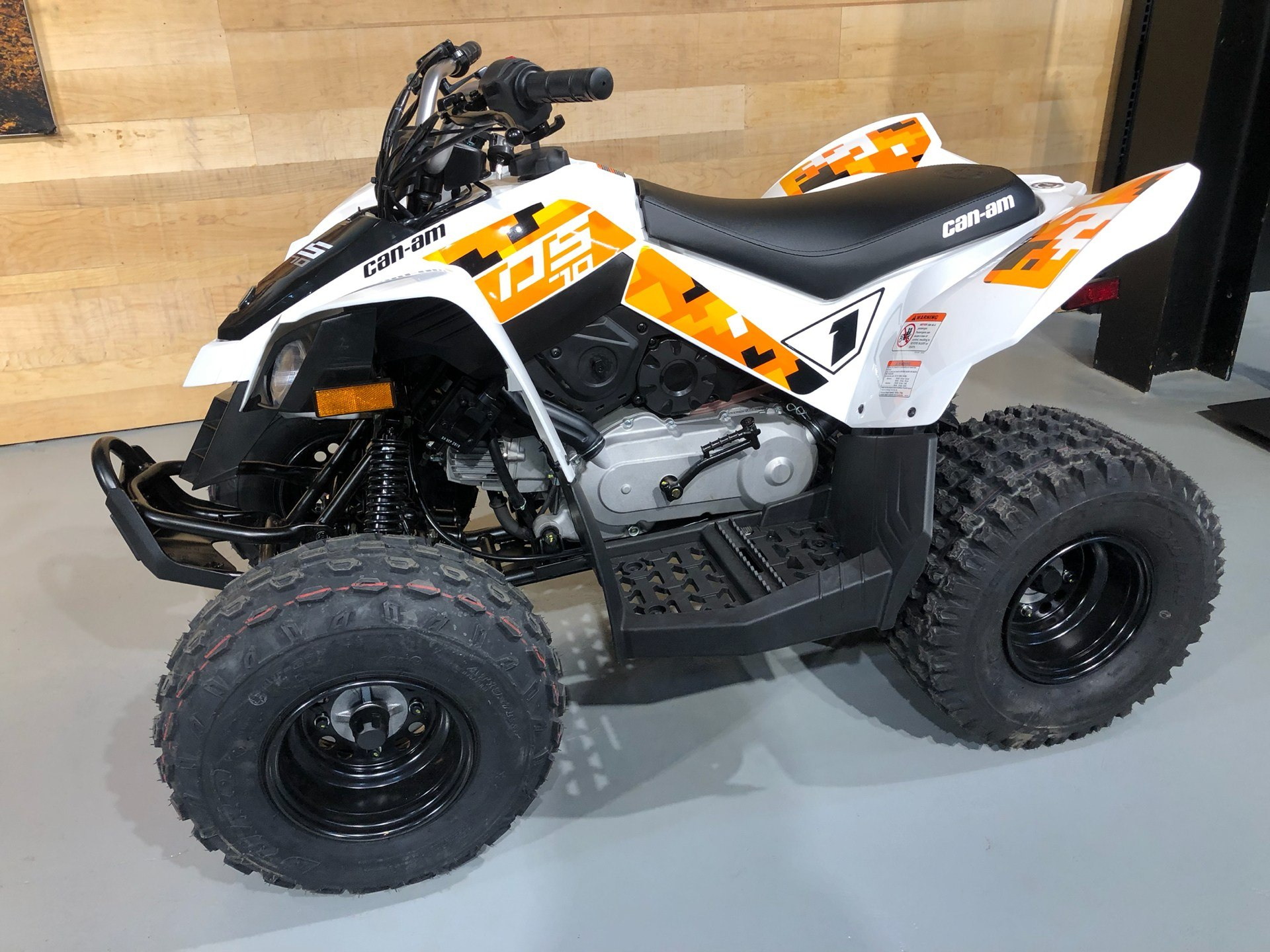 2020 Can-Am DS 70 in Enfield, Connecticut - Photo 4