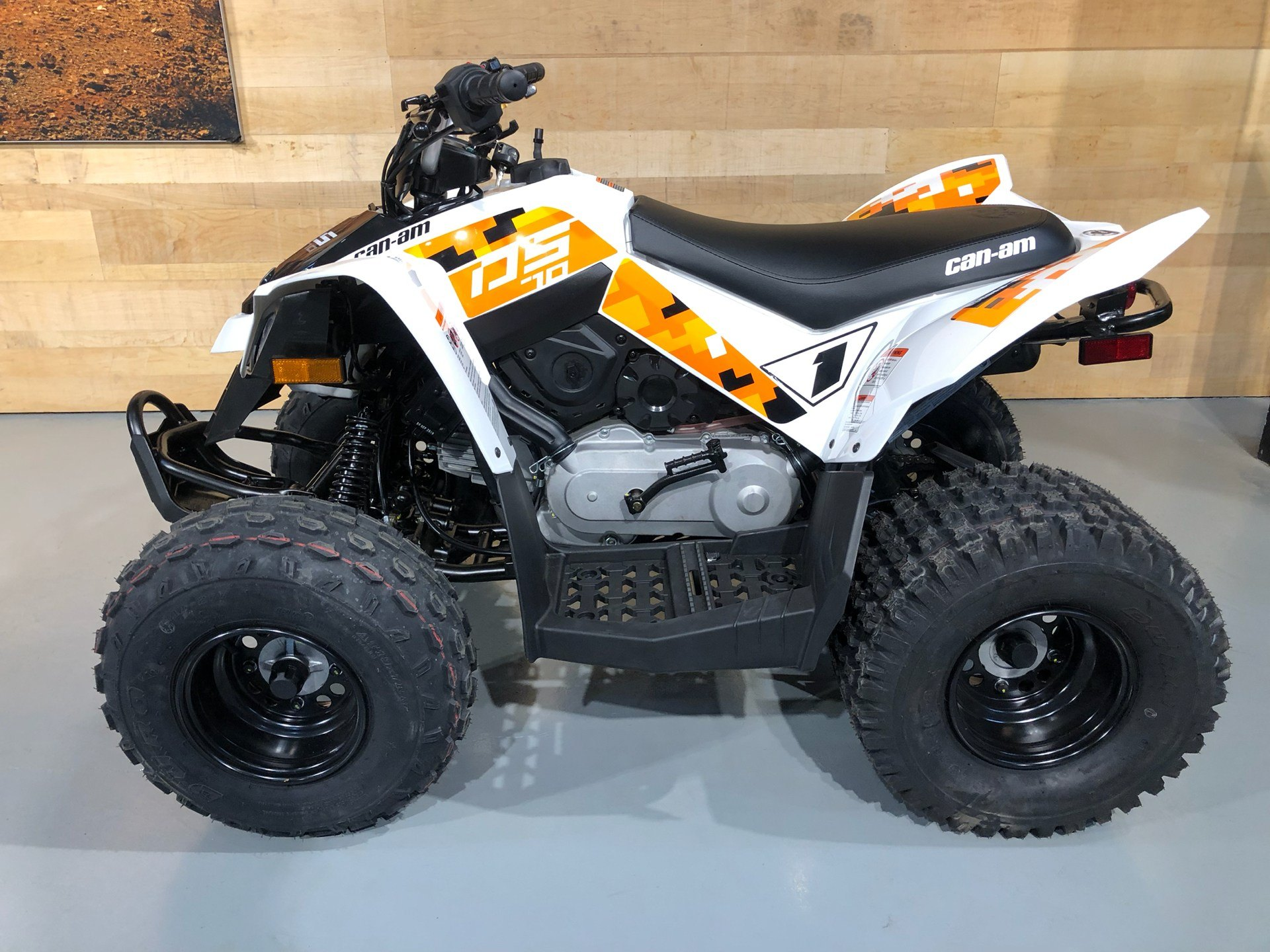 2020 Can-Am DS 70 in Enfield, Connecticut - Photo 5