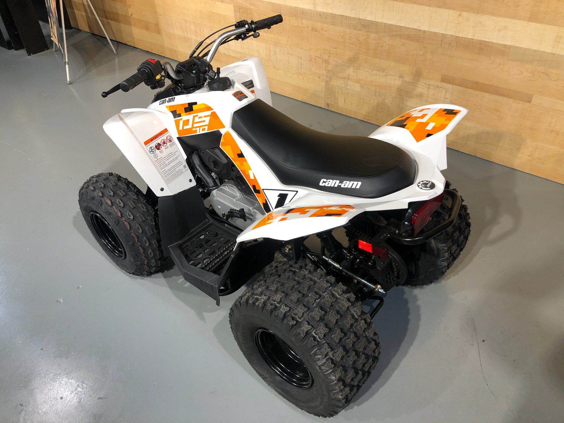 2020 Can-Am DS 70 in Enfield, Connecticut - Photo 6