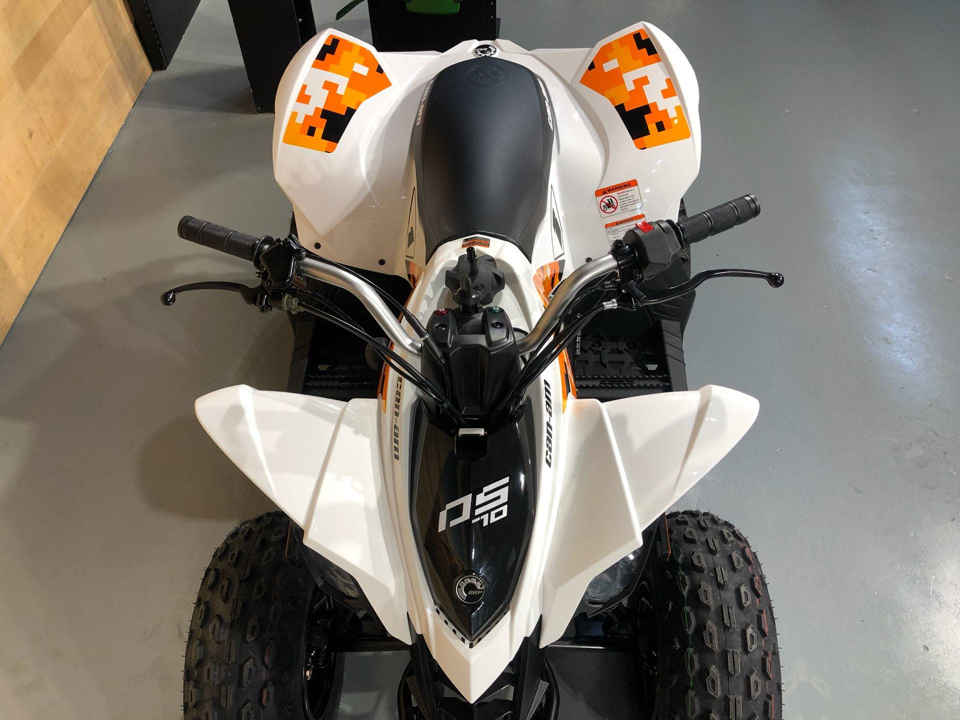 2020 Can-Am DS 70 in Enfield, Connecticut - Photo 8