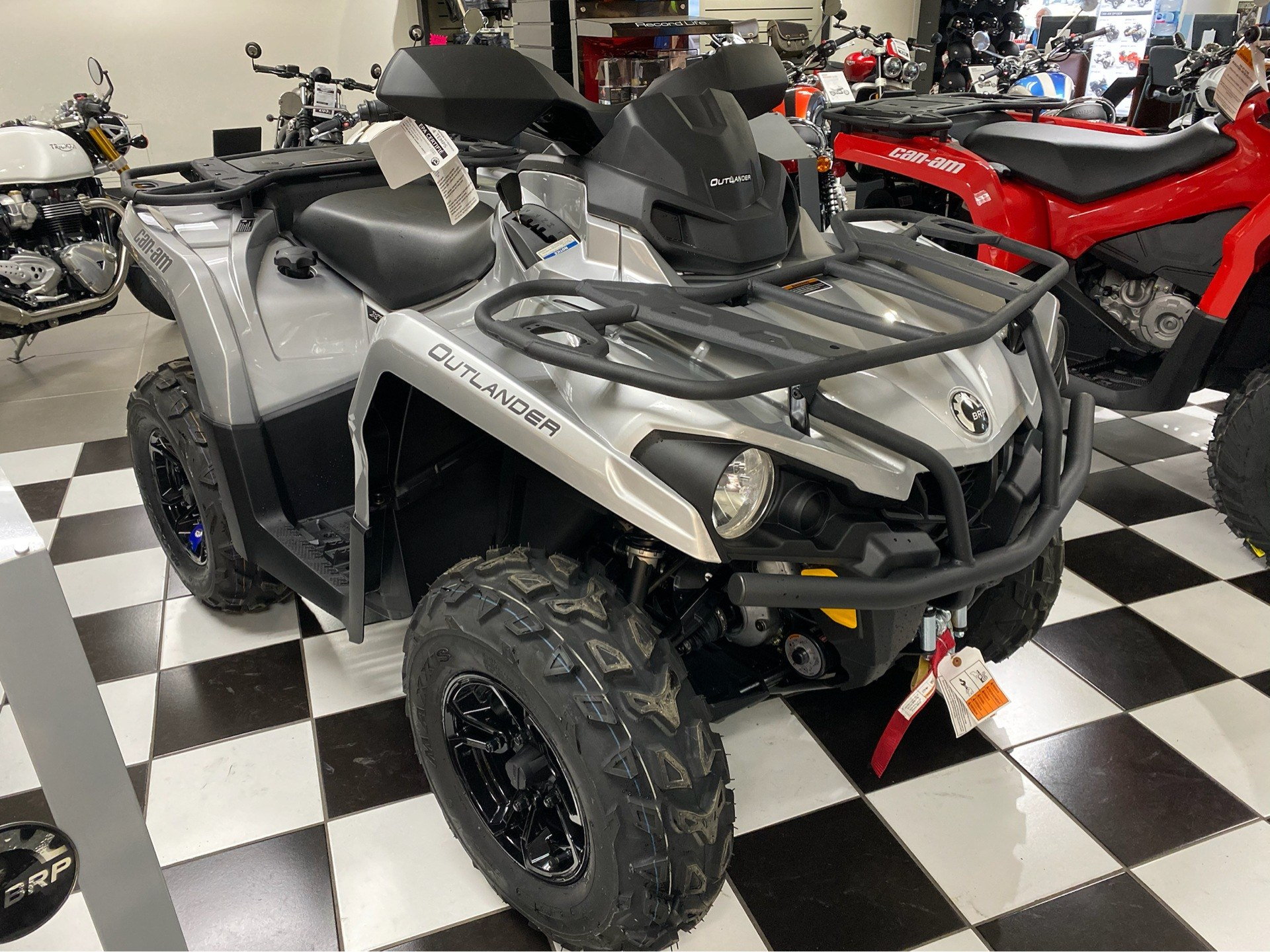 2020 Can-Am Outlander XT 570 in Enfield, Connecticut - Photo 1