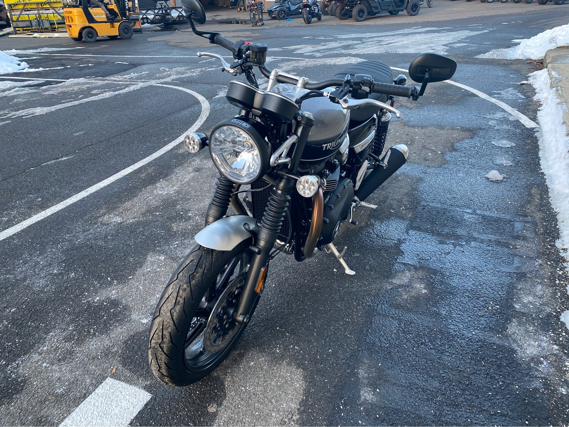 2020 Triumph Speed Twin 1200 in Enfield, Connecticut - Photo 9