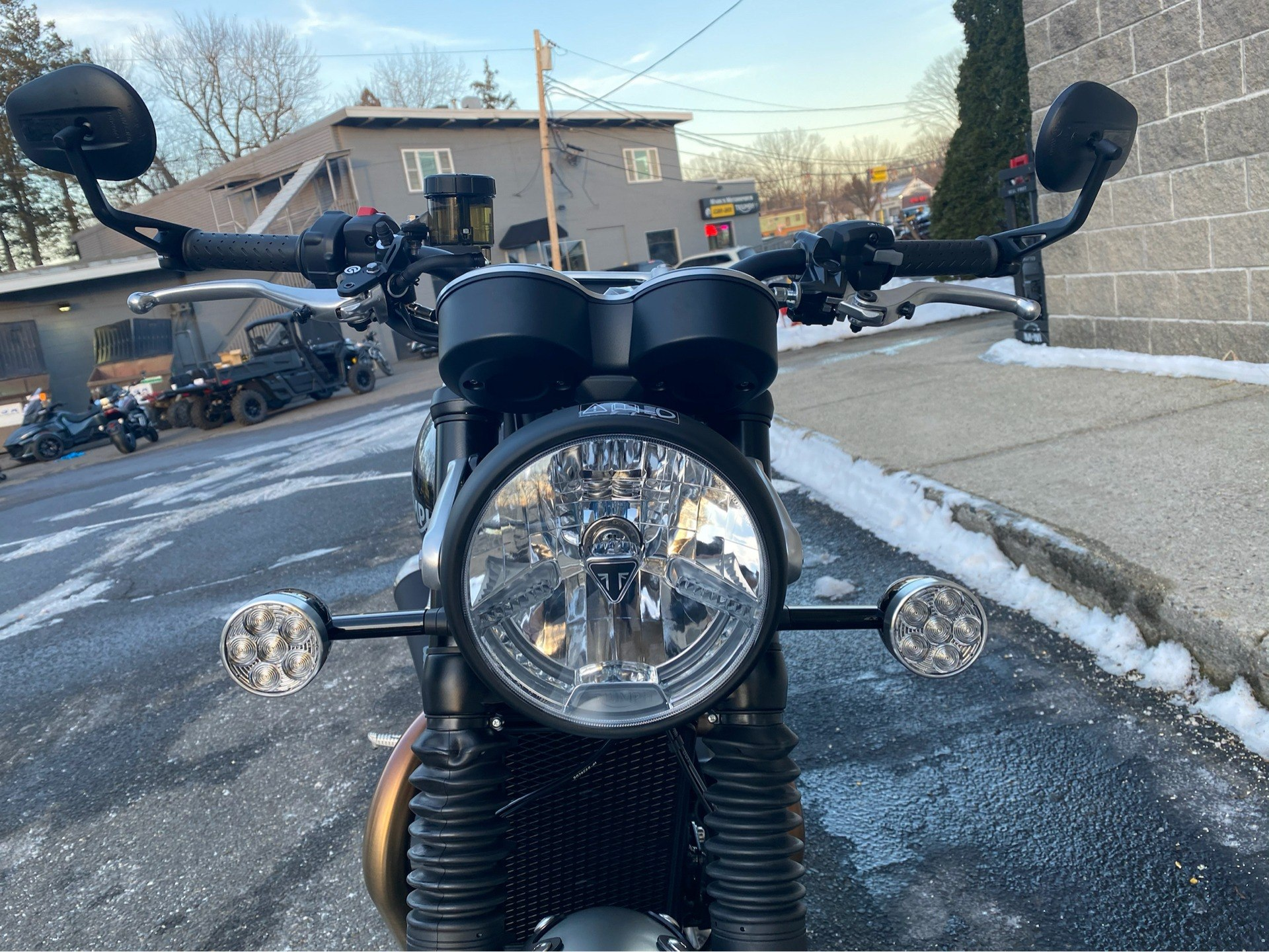 2020 Triumph Speed Twin 1200 in Enfield, Connecticut - Photo 12