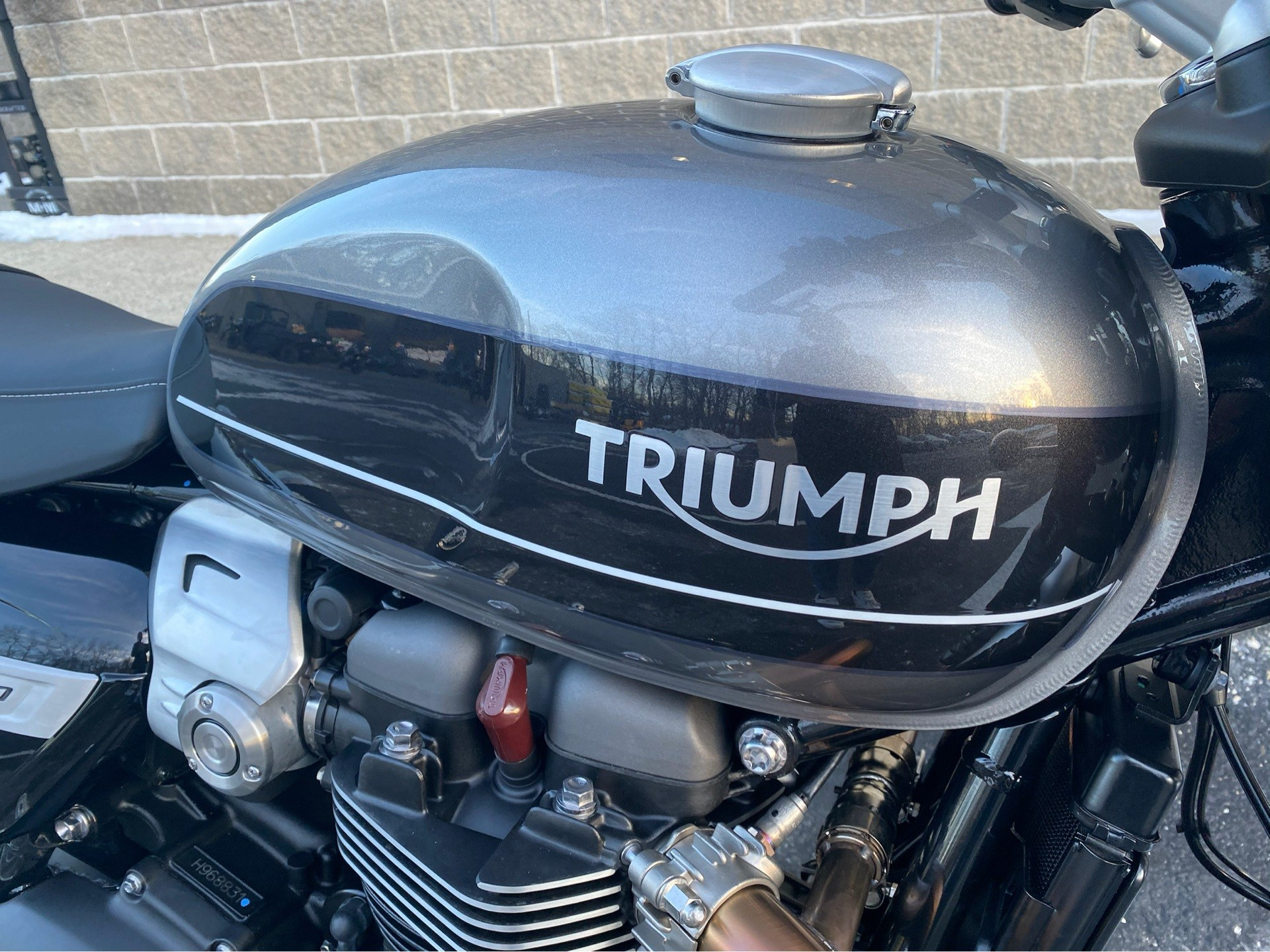 2020 Triumph Speed Twin 1200 in Enfield, Connecticut - Photo 15
