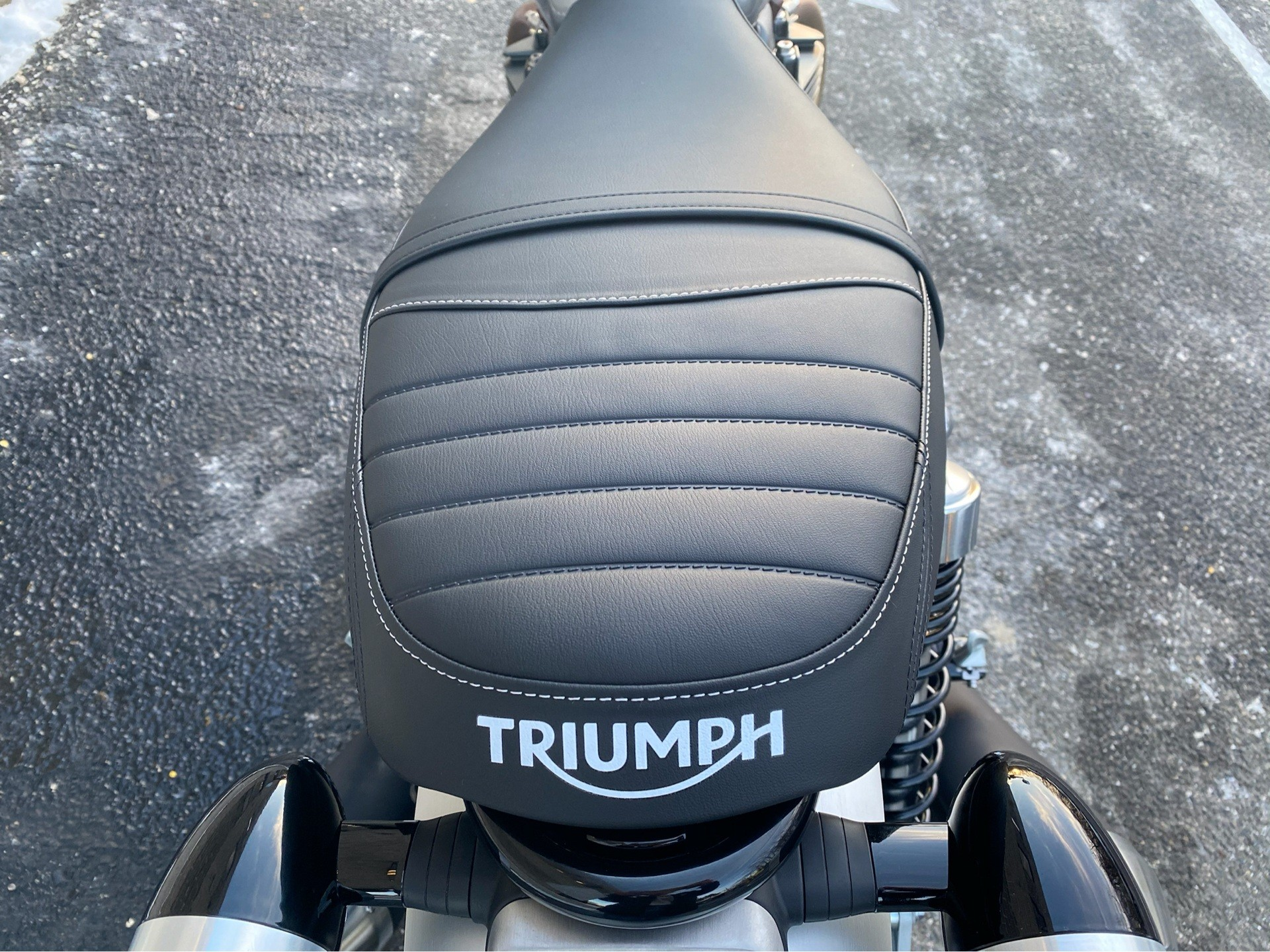 2020 Triumph Speed Twin 1200 in Enfield, Connecticut - Photo 22
