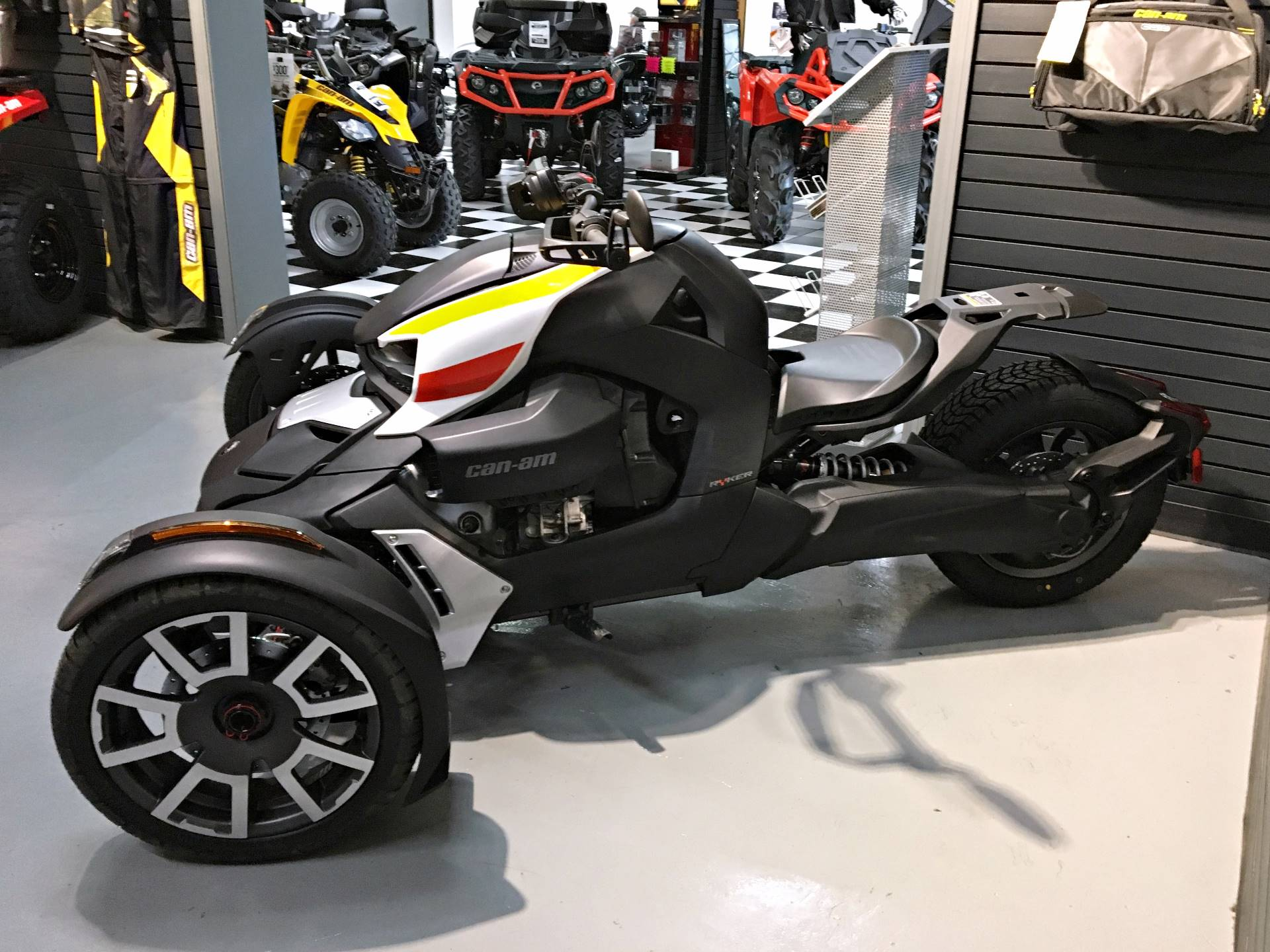 2019 Can-Am Ryker Rally Edition in Enfield, Connecticut - Photo 4