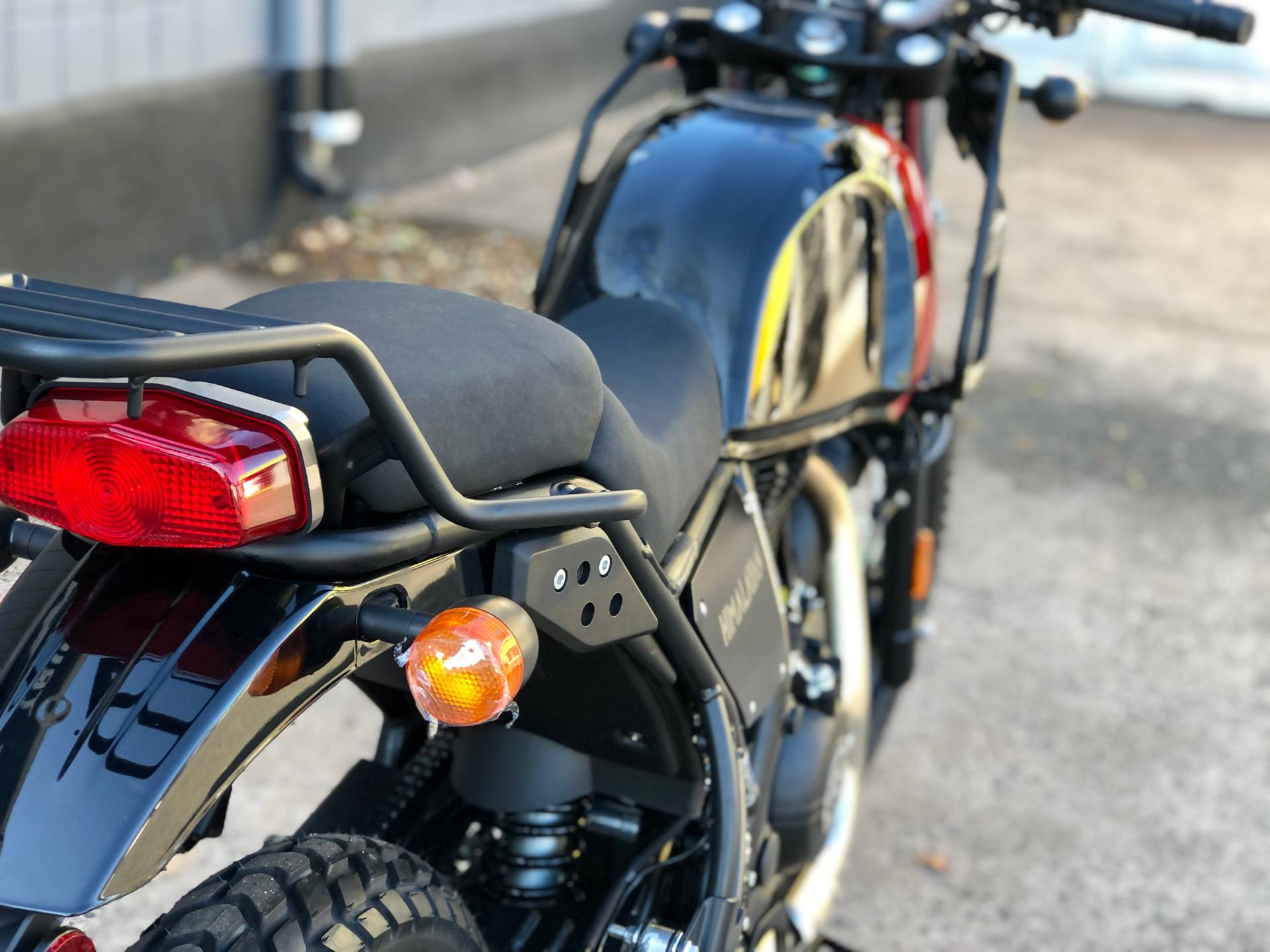 2021 Royal Enfield Himalayan 411 EFI ABS in Enfield, Connecticut - Photo 9