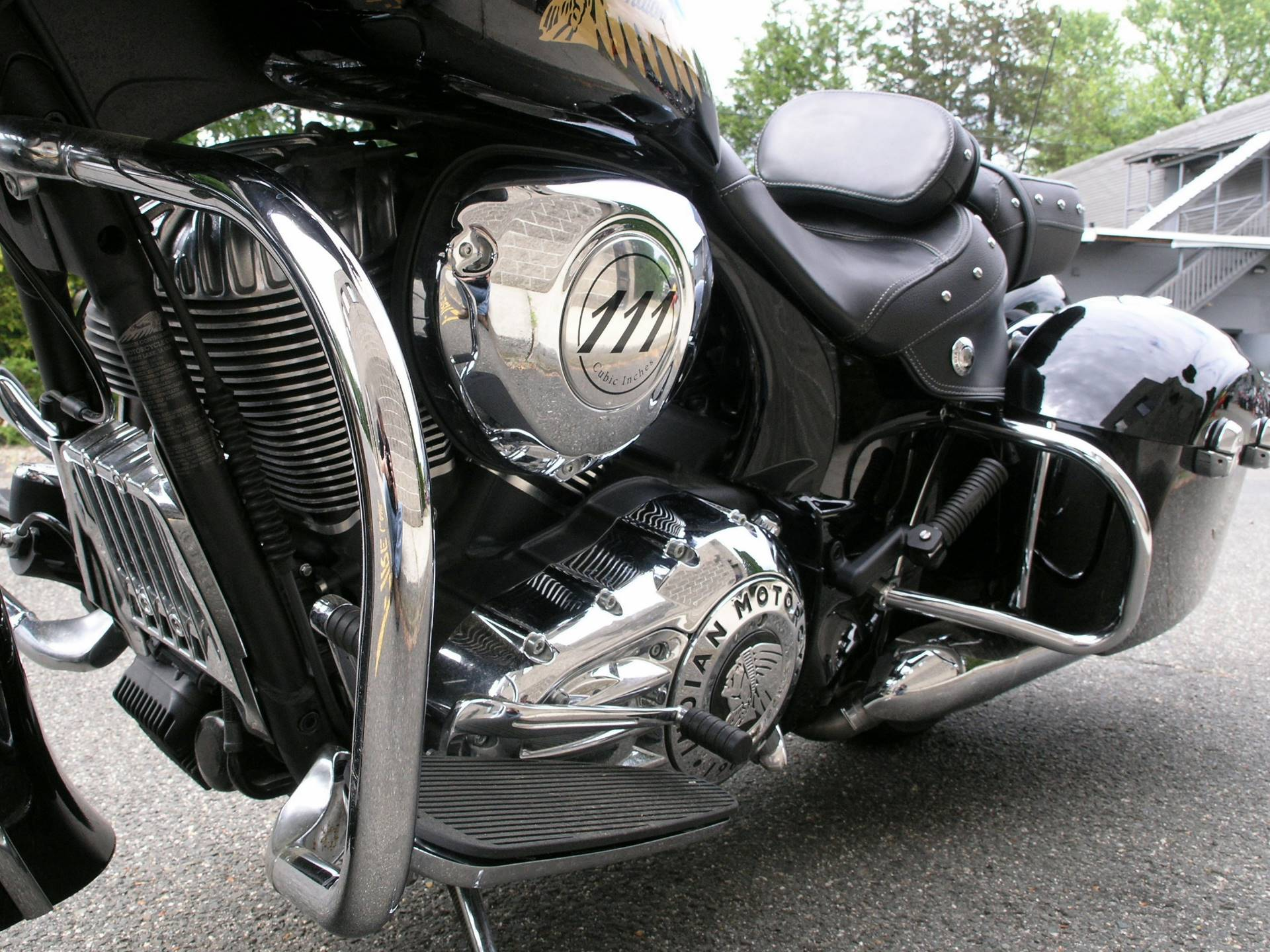 2014 Indian Chieftain™ in Enfield, Connecticut