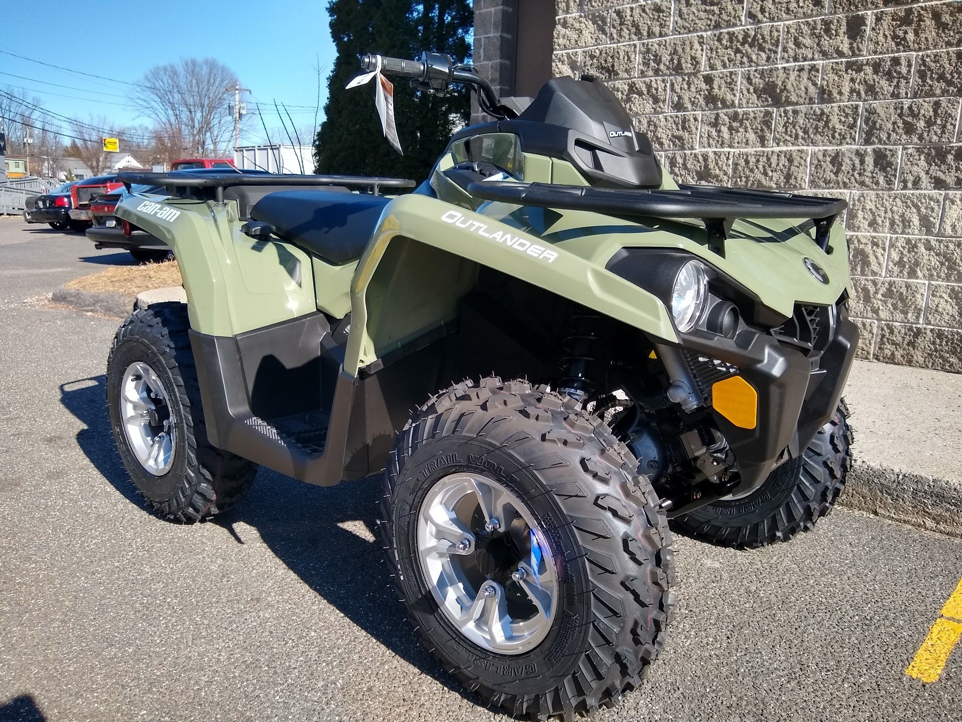 2019 Can-Am Outlander DPS 570 in Enfield, Connecticut - Photo 1