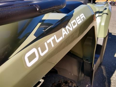 2019 Can-Am Outlander DPS 570 in Enfield, Connecticut - Photo 13