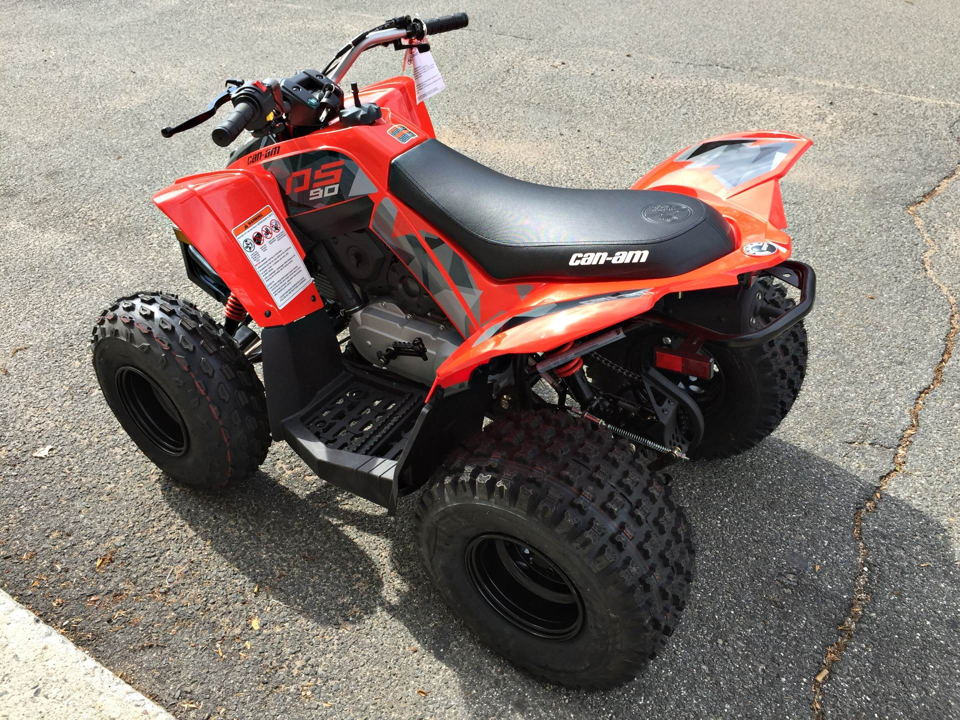 2018 Can-Am DS 90 in Enfield, Connecticut