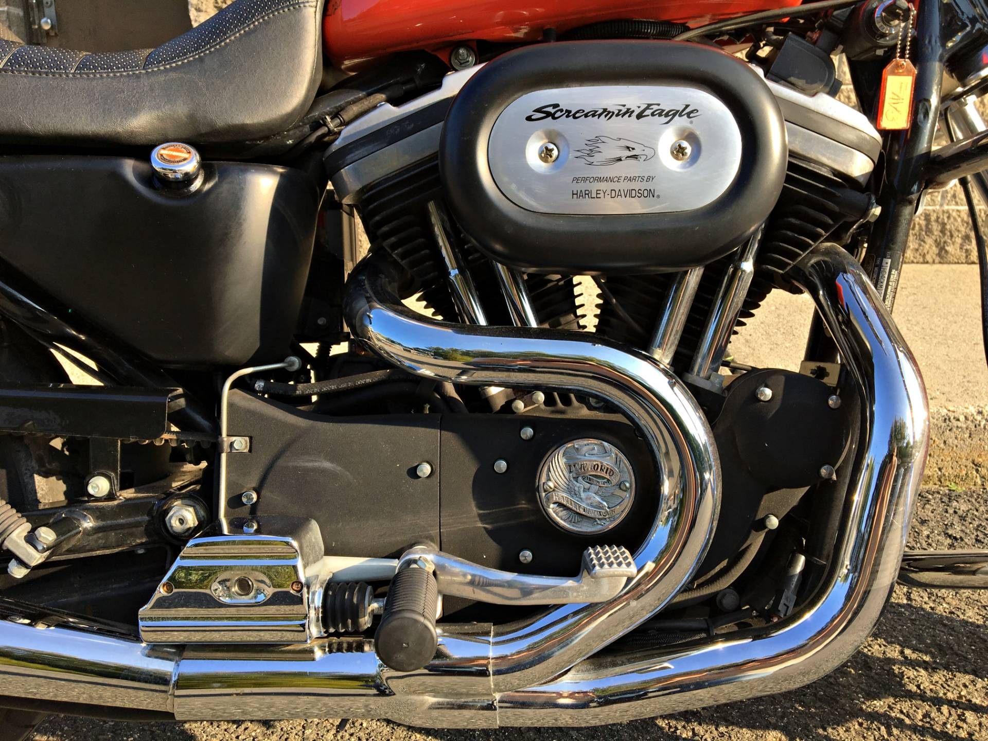 2002 Harley-Davidson XL 883R Sportster® in Enfield, Connecticut