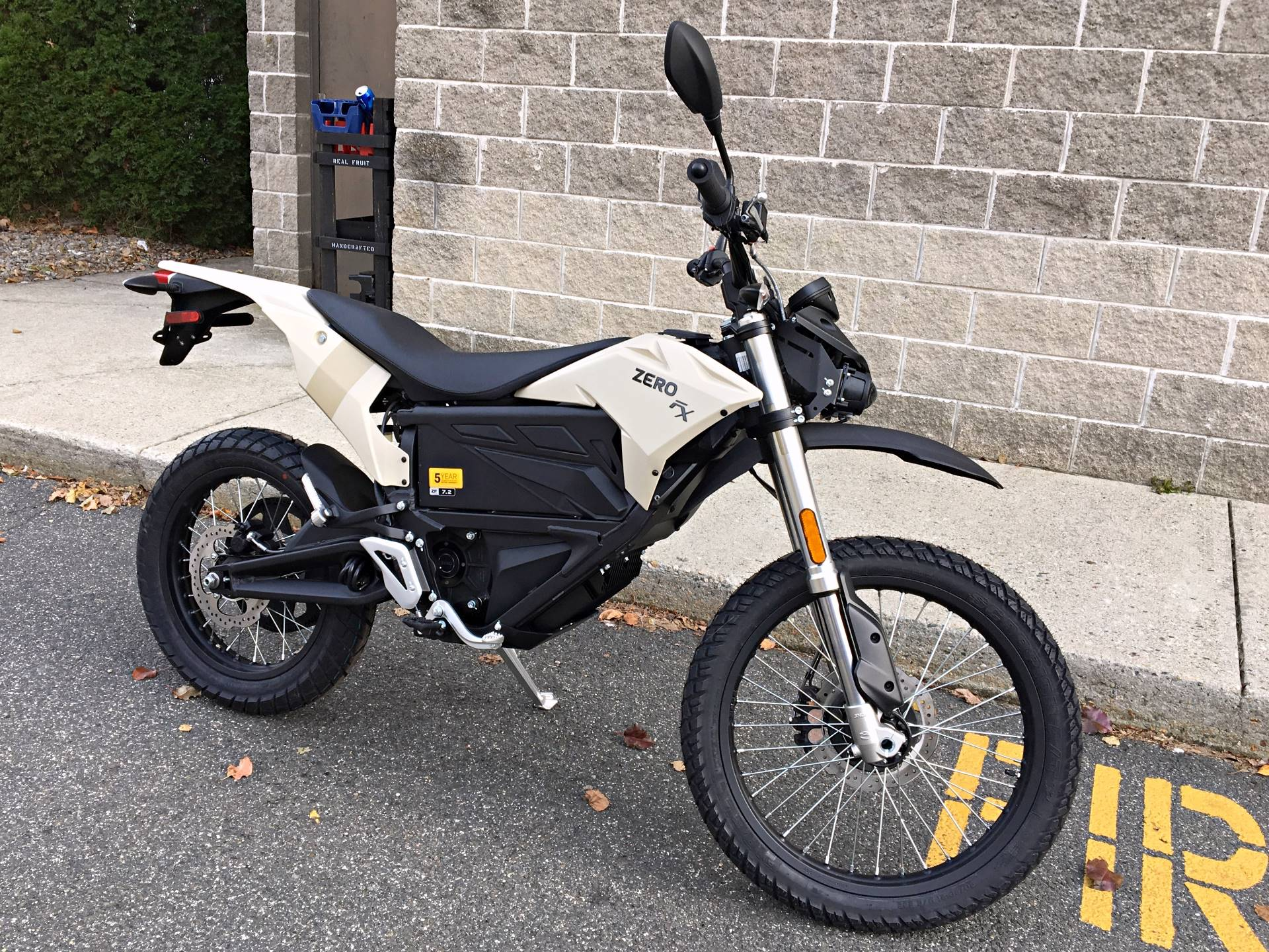 2019 Zero Motorcycles Fx Zf7 2 Integrated In Enfield Connecticut