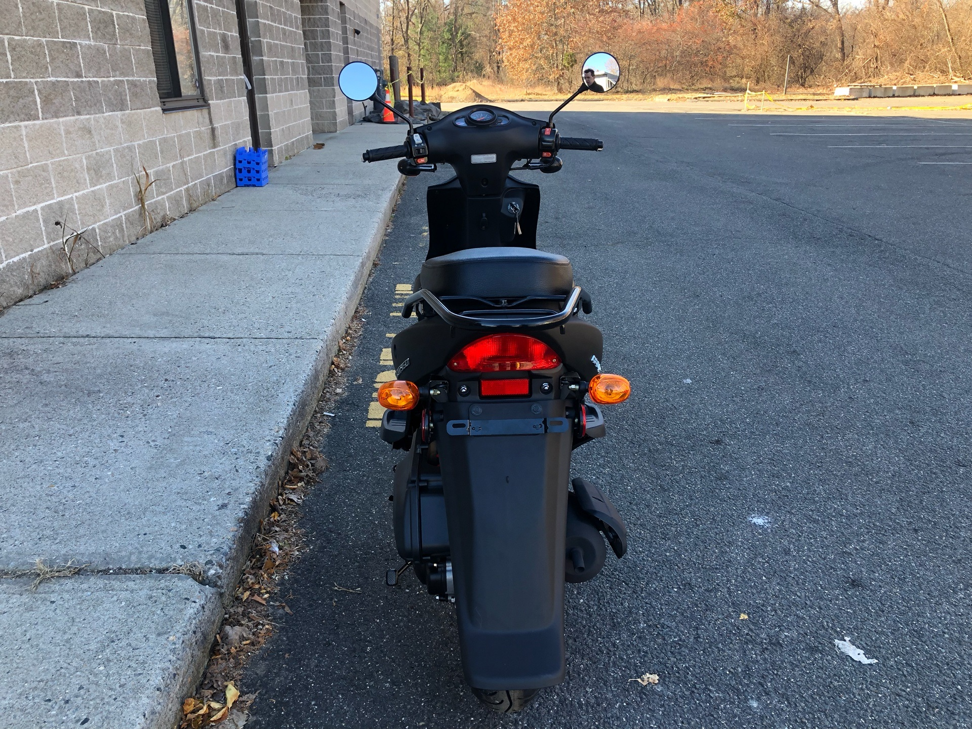 2019 Kymco Agility 50 in Enfield, Connecticut - Photo 5