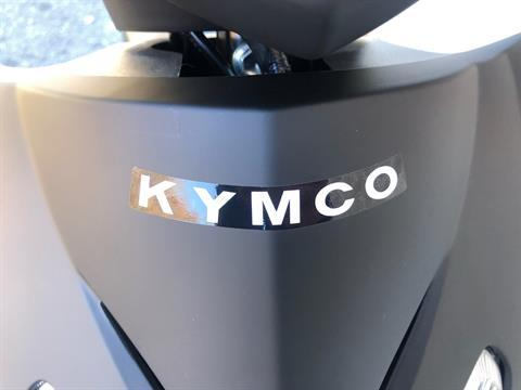2019 Kymco Agility 50 in Enfield, Connecticut - Photo 11