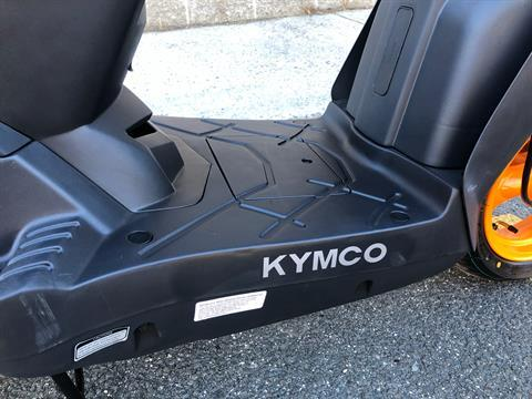 2019 Kymco Agility 50 in Enfield, Connecticut - Photo 13