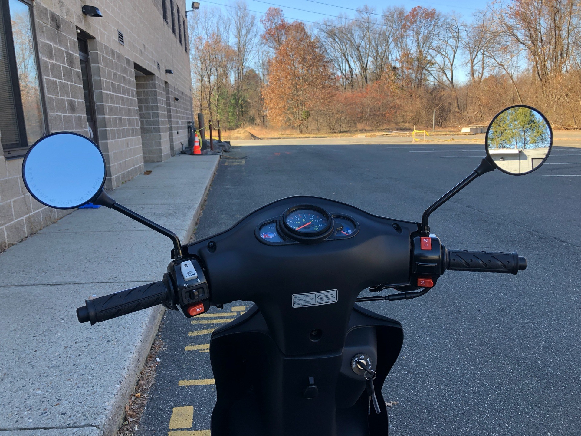 2019 Kymco Agility 50 in Enfield, Connecticut - Photo 16