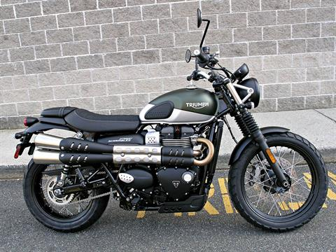 2019 Triumph Street Scrambler 900 in Enfield, Connecticut - Photo 2