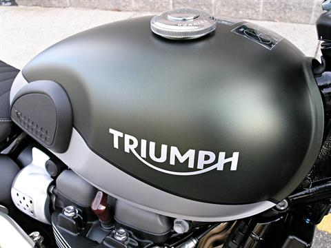 2019 Triumph Street Scrambler 900 in Enfield, Connecticut - Photo 16