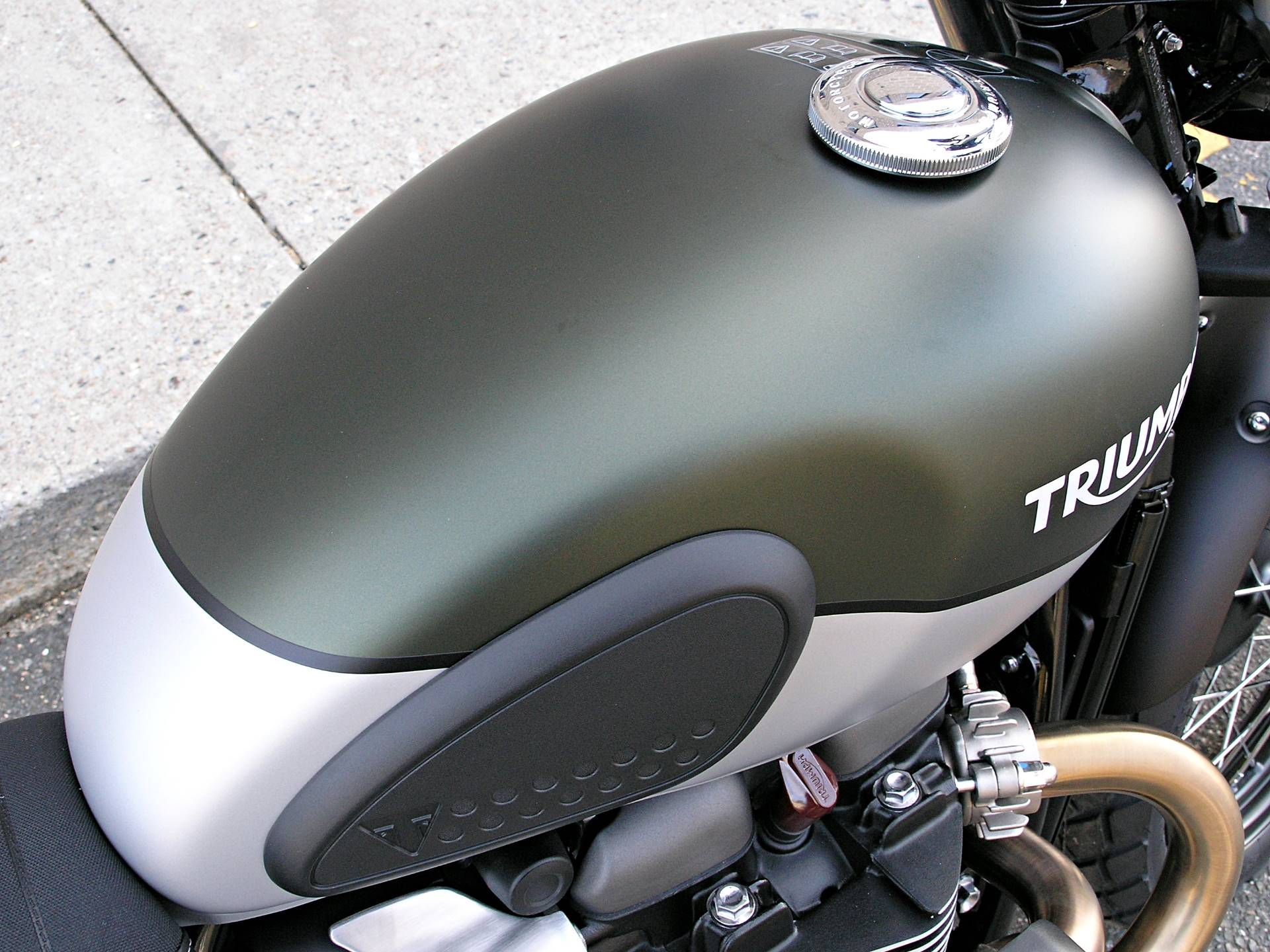 2019 Triumph Street Scrambler 900 in Enfield, Connecticut - Photo 17