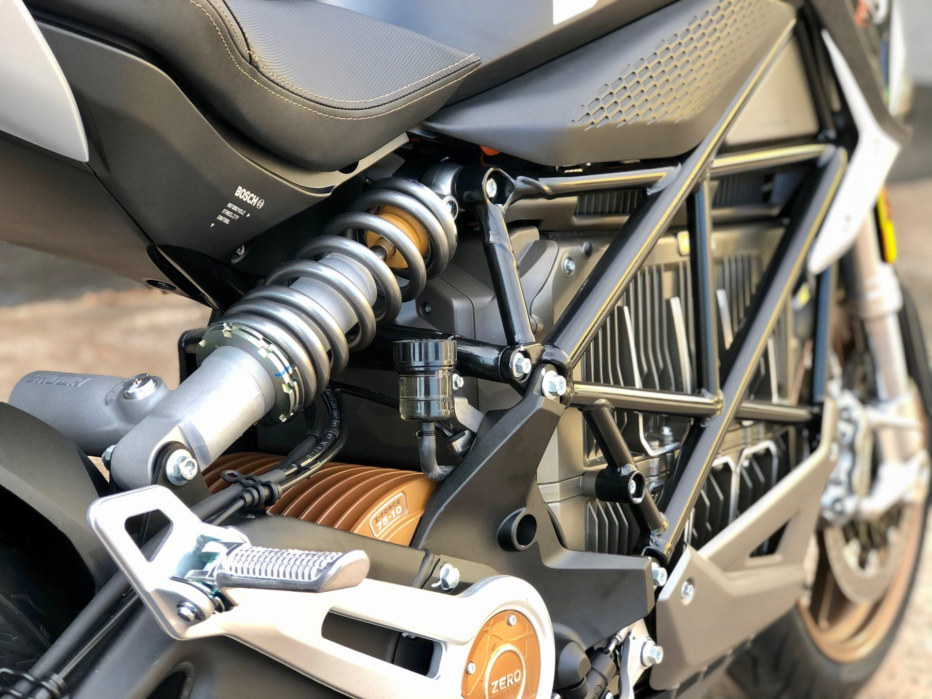 2021 Zero Motorcycles SR/F NA ZF14.4 Premium in Enfield, Connecticut - Photo 9