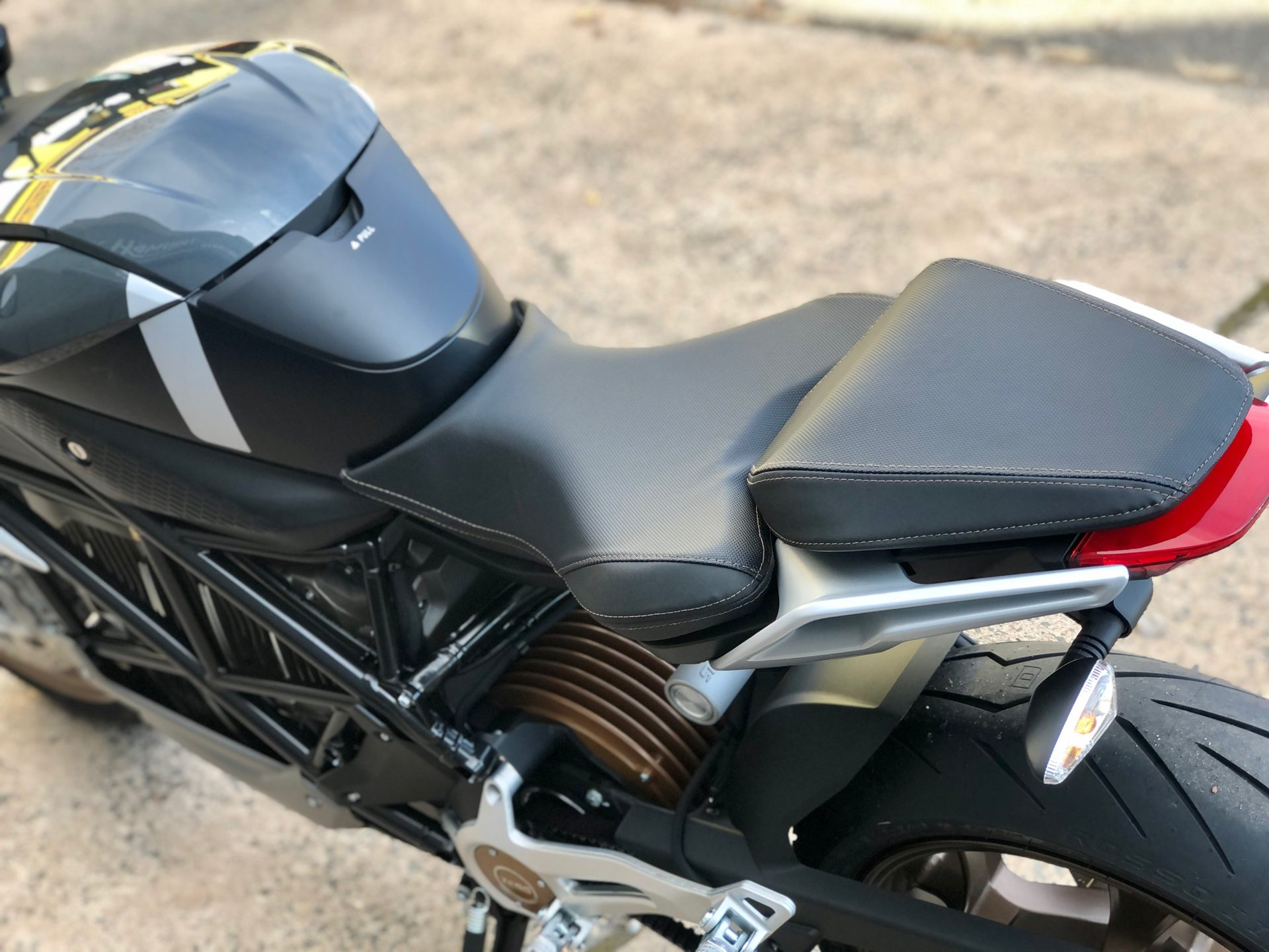 2021 Zero Motorcycles SR/F NA ZF14.4 Premium in Enfield, Connecticut - Photo 14