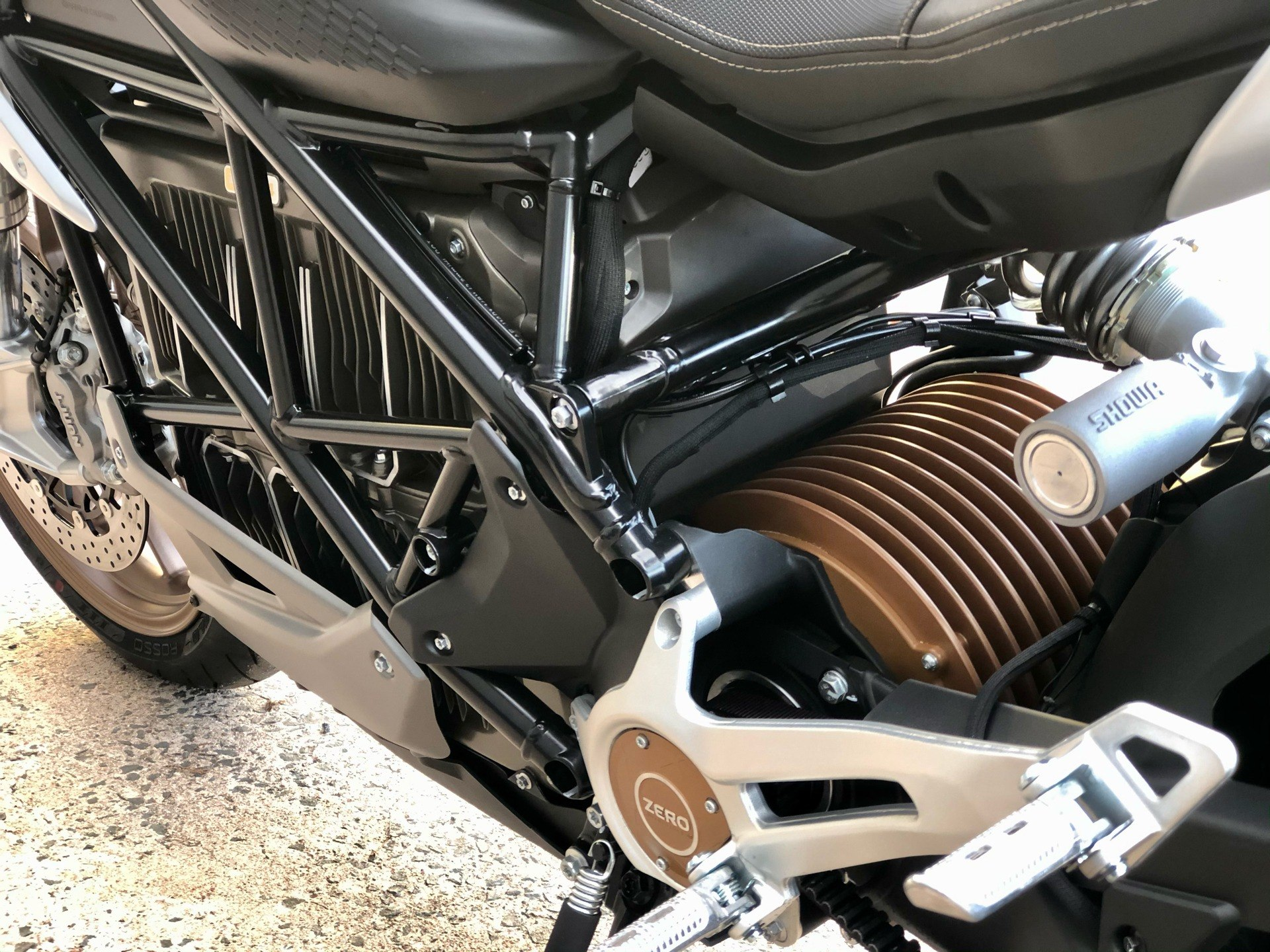 2021 Zero Motorcycles SR/F NA ZF14.4 Premium in Enfield, Connecticut - Photo 15