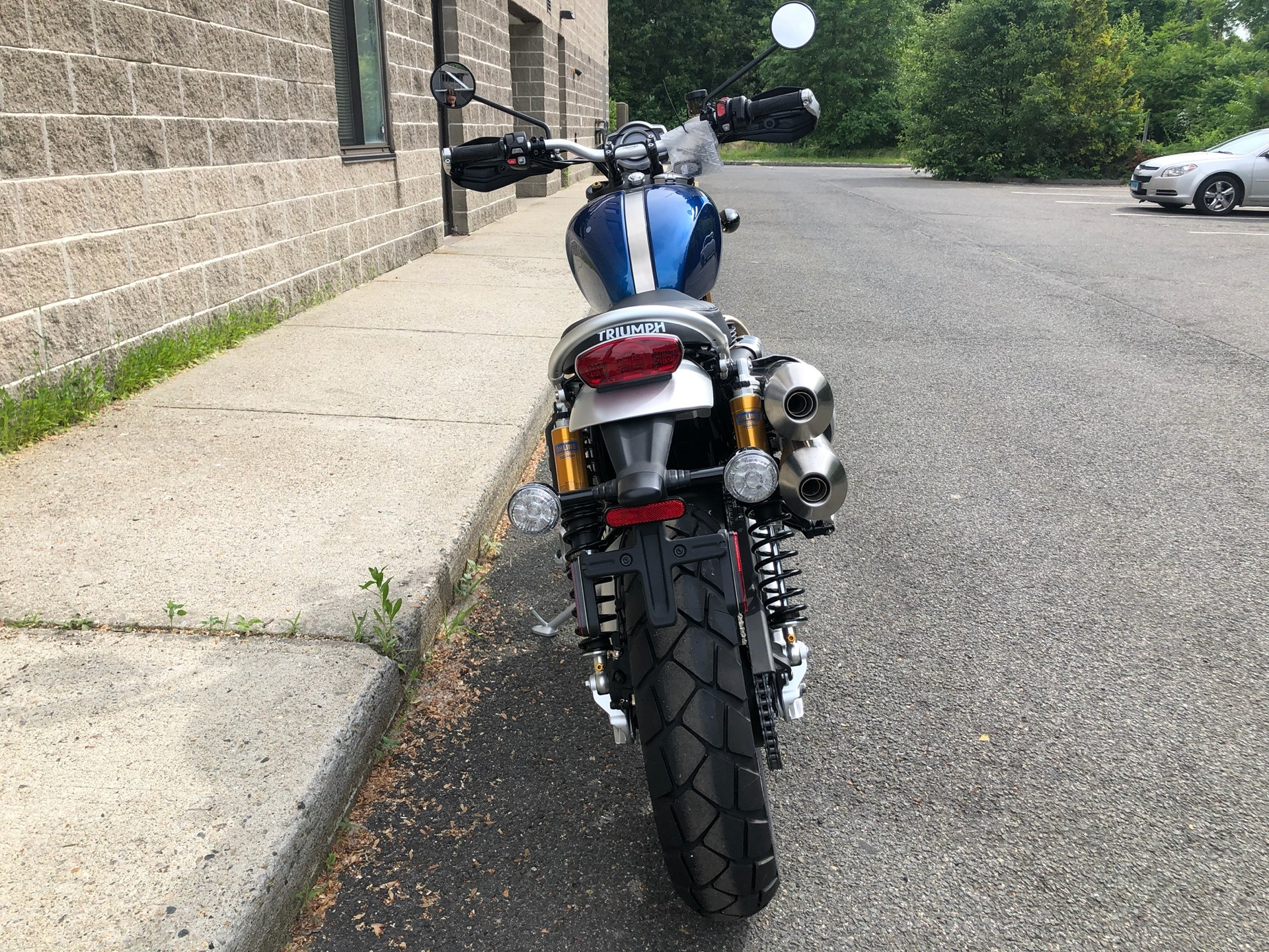 2019 Triumph Scrambler 1200 XE in Enfield, Connecticut - Photo 4