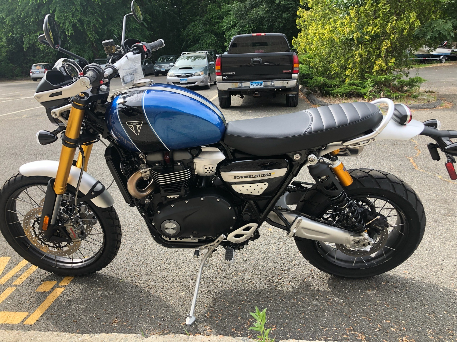 2019 Triumph Scrambler 1200 XE in Enfield, Connecticut - Photo 6