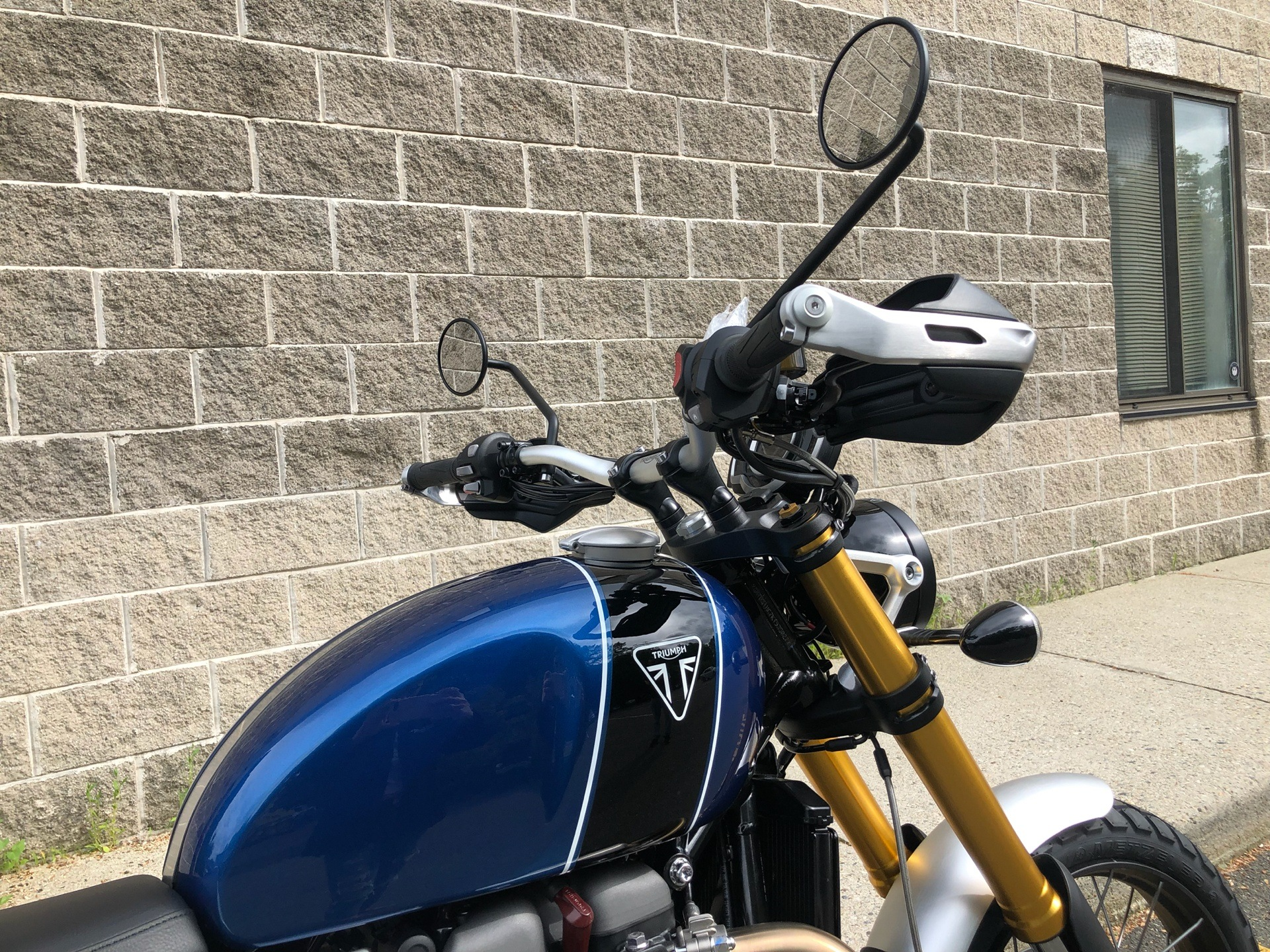 2019 Triumph Scrambler 1200 XE in Enfield, Connecticut - Photo 10