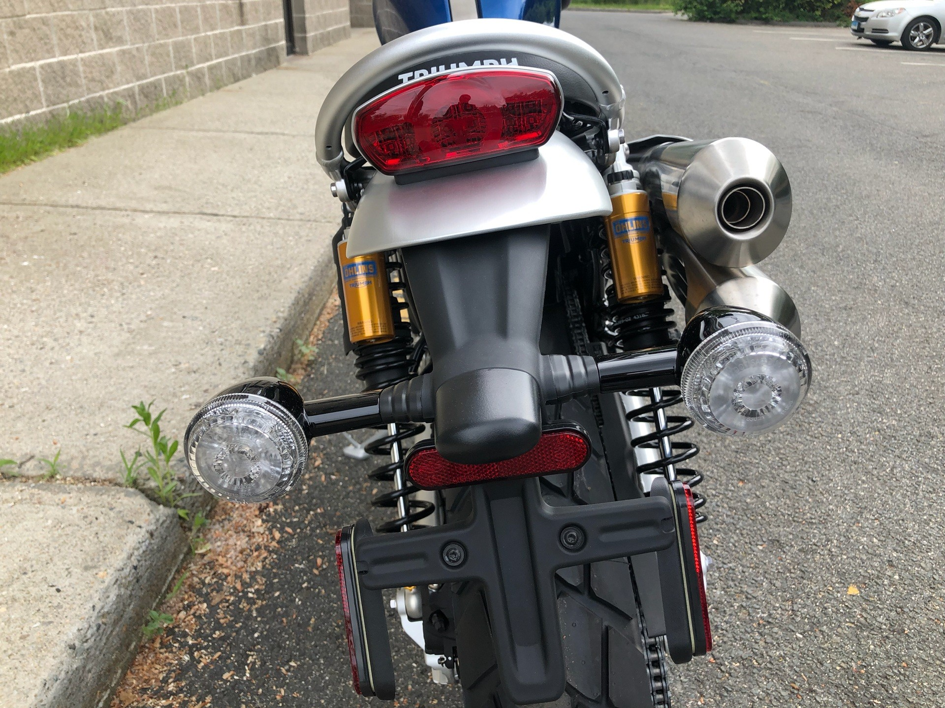 2019 Triumph Scrambler 1200 XE in Enfield, Connecticut - Photo 18