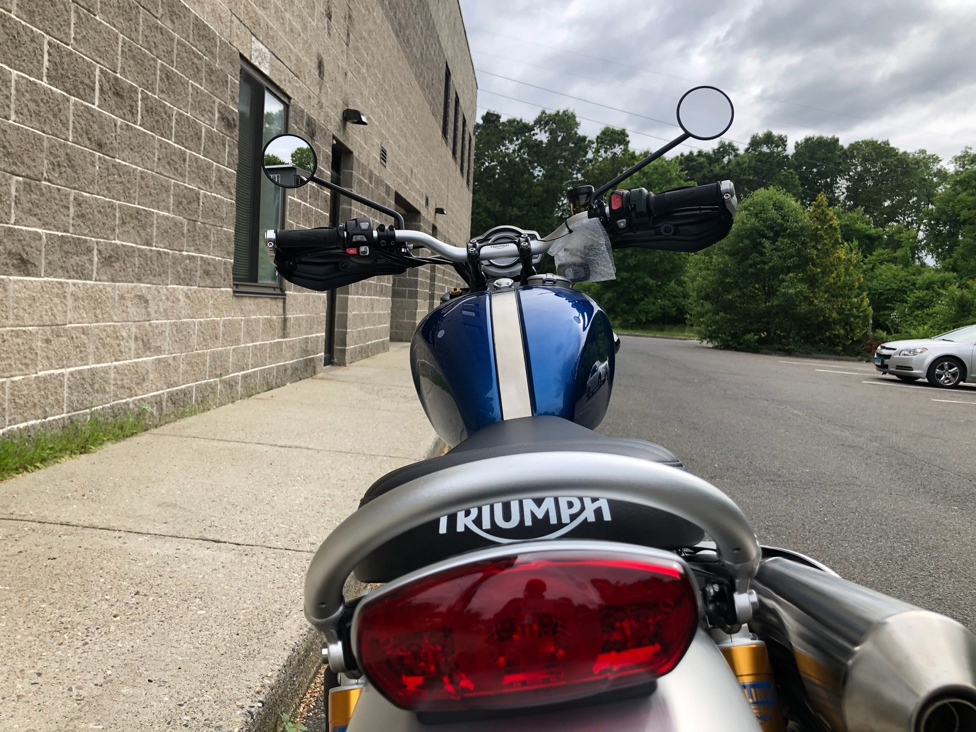2019 Triumph Scrambler 1200 XE in Enfield, Connecticut - Photo 27