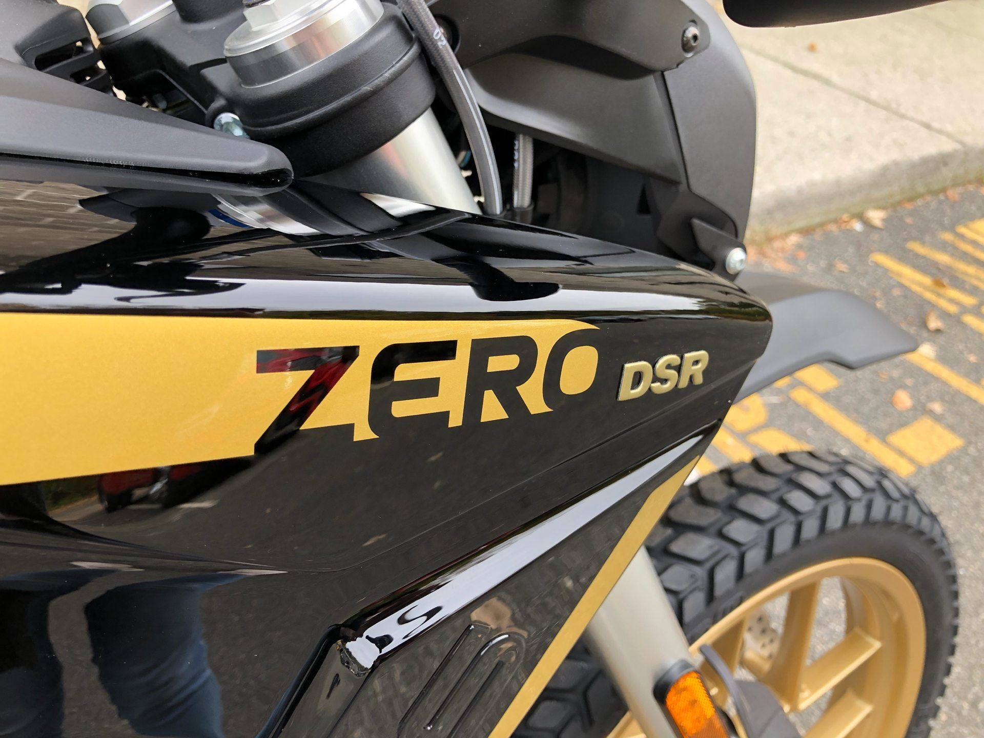 2020 Zero Motorcycles DSR ZF14.4 + Charge Tank in Enfield, Connecticut - Photo 14