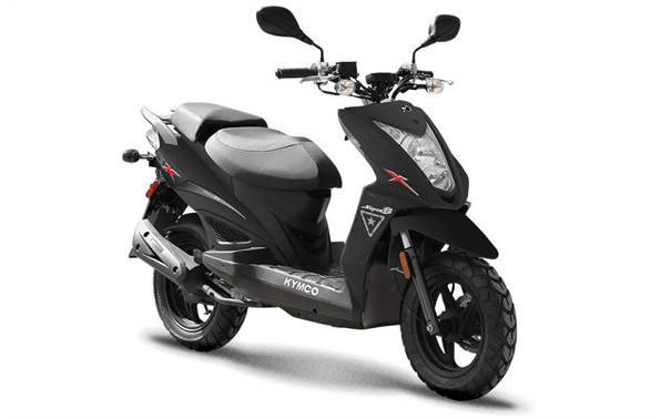 2018 Kymco Super 8 150X in Enfield, Connecticut