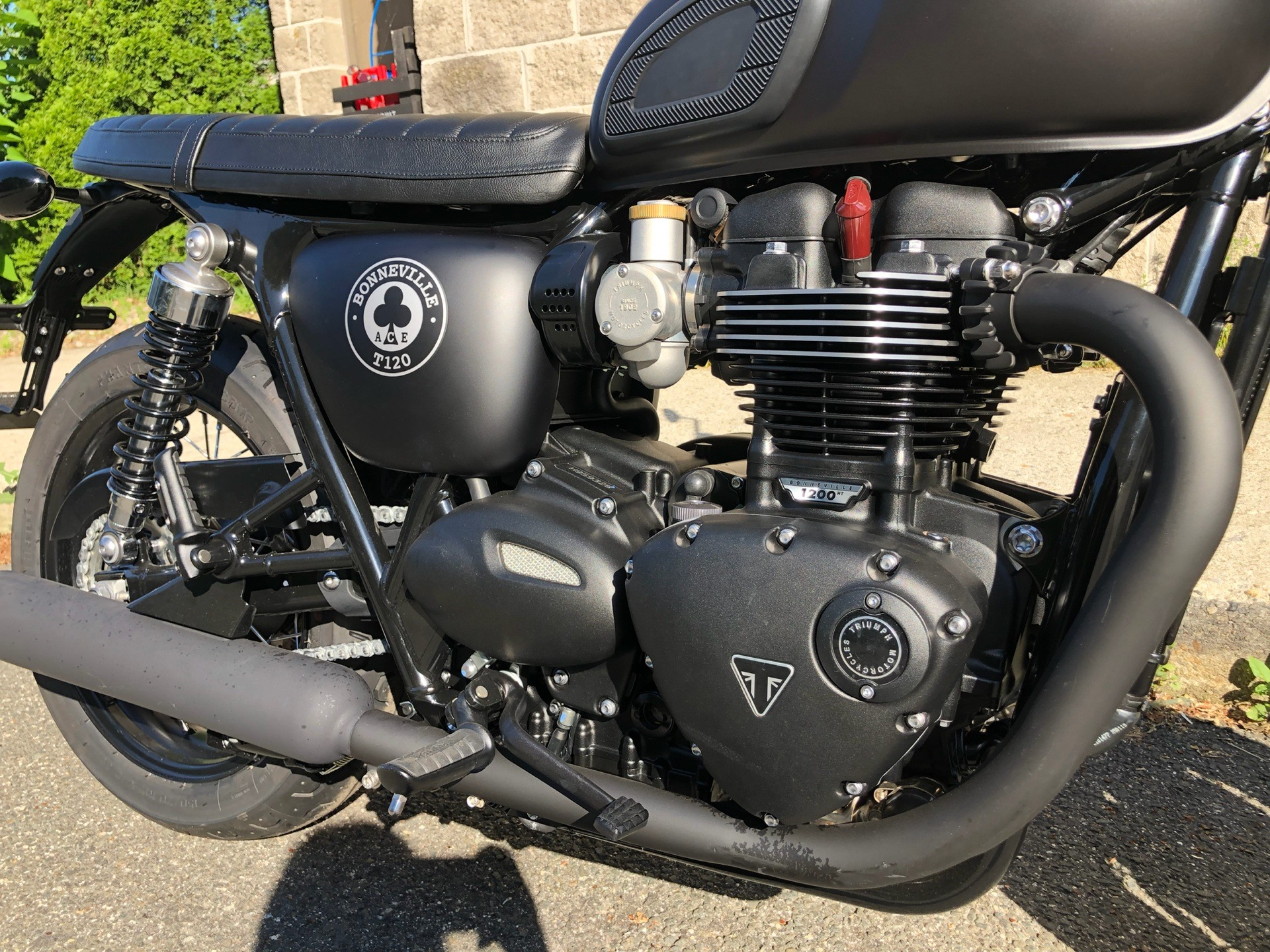2020 Triumph Bonneville T120 ACE in Enfield, Connecticut - Photo 23