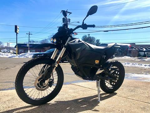 2021 Zero Motorcycles FX ZF7.2 Integrated in Enfield, Connecticut - Photo 6