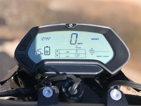 2021 Zero Motorcycles FX ZF7.2 Integrated in Enfield, Connecticut - Photo 13