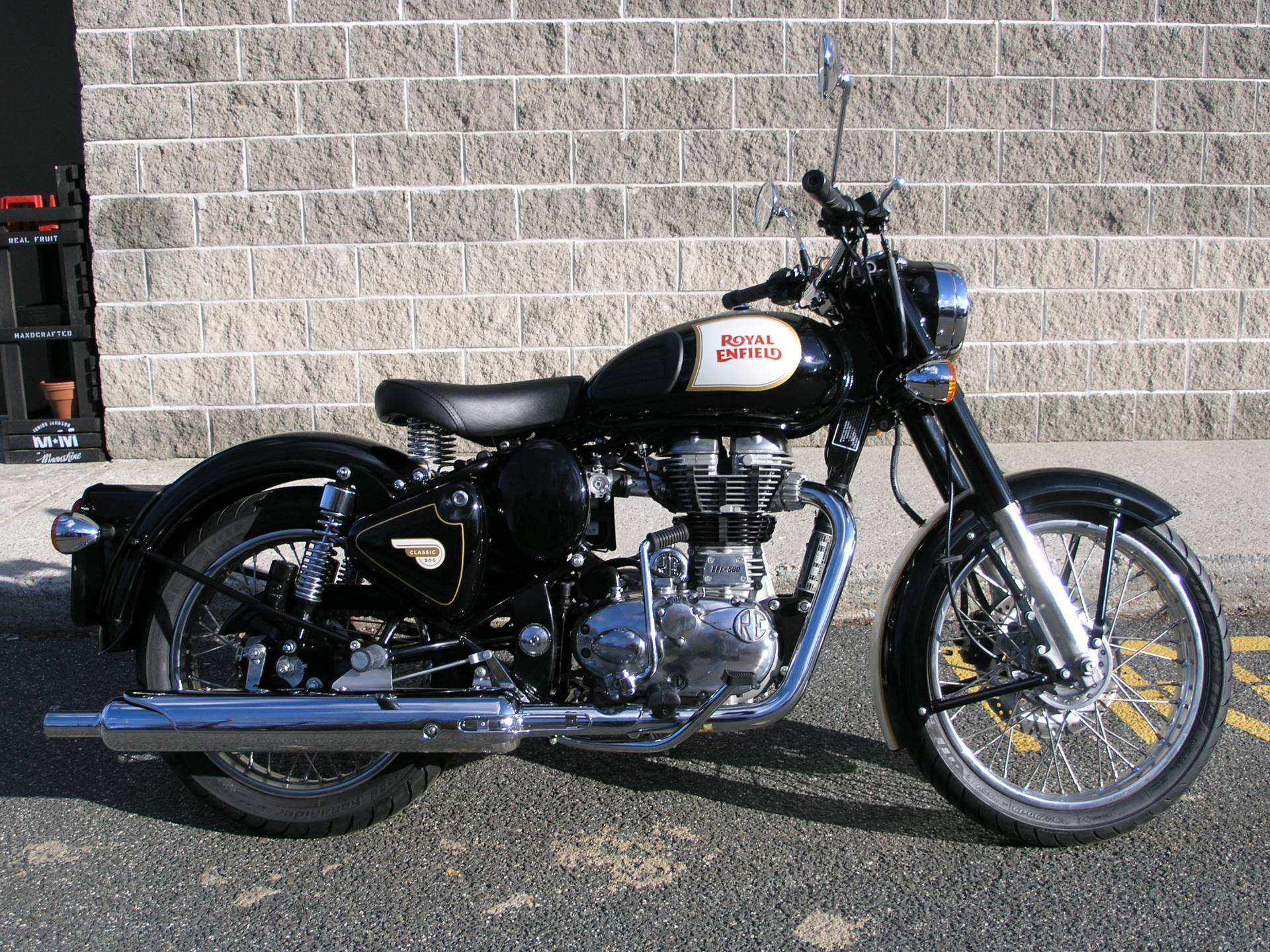 2017 Royal Enfield Classic 500 in Enfield, Connecticut