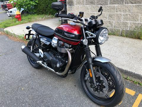 2019 Triumph Bonneville Speed Twin in Enfield, Connecticut - Photo 1