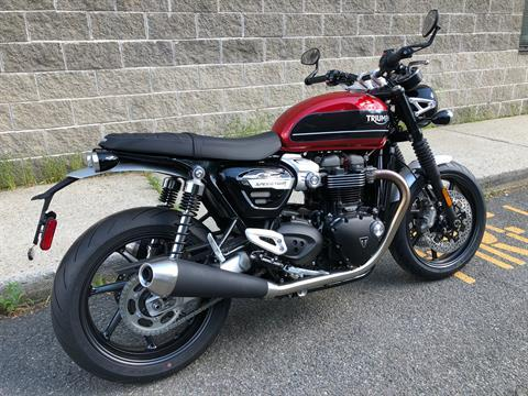 2019 Triumph Bonneville Speed Twin in Enfield, Connecticut - Photo 3