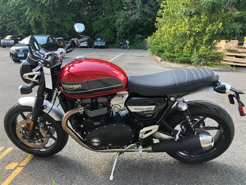 2019 Triumph Bonneville Speed Twin in Enfield, Connecticut - Photo 6