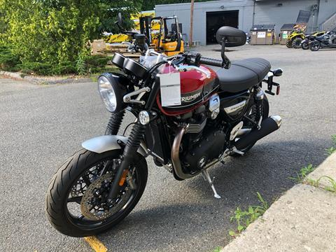 2019 Triumph Bonneville Speed Twin in Enfield, Connecticut - Photo 7