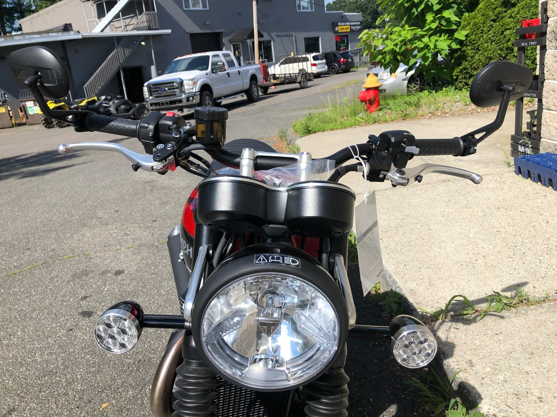 2019 Triumph Bonneville Speed Twin in Enfield, Connecticut - Photo 9