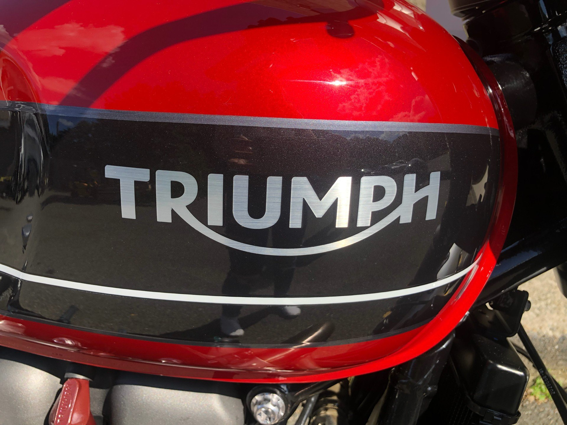 2019 Triumph Bonneville Speed Twin in Enfield, Connecticut - Photo 10