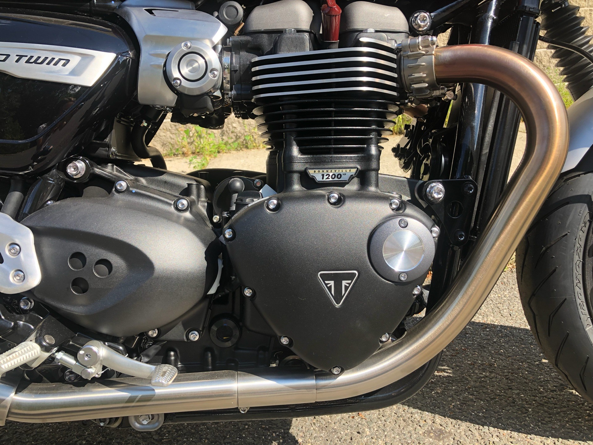 2019 Triumph Bonneville Speed Twin in Enfield, Connecticut - Photo 21