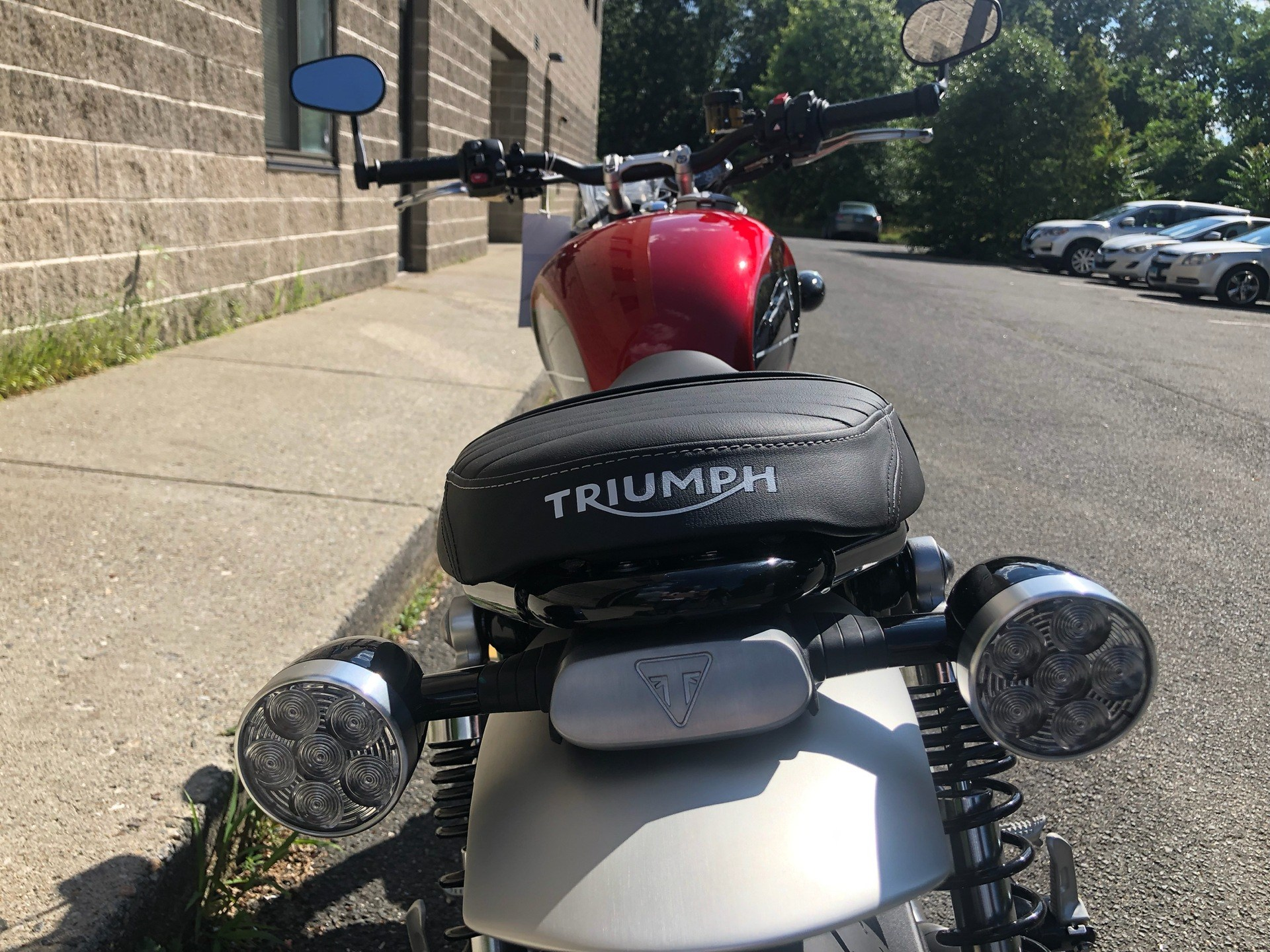 2019 Triumph Bonneville Speed Twin in Enfield, Connecticut - Photo 25