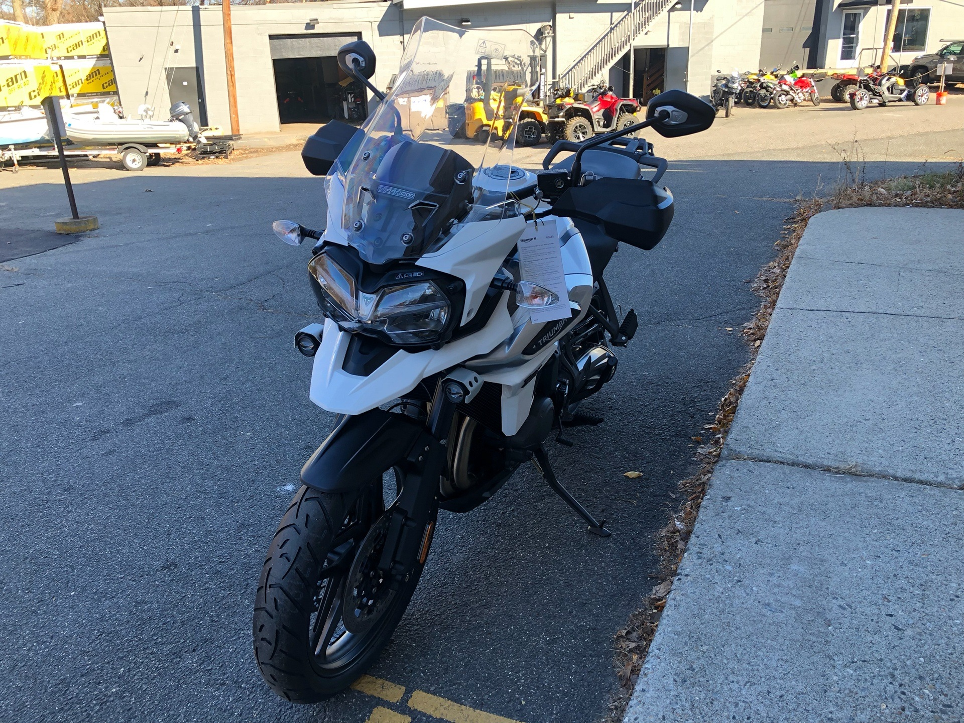 2019 Triumph Tiger 1200 XRt in Enfield, Connecticut - Photo 10