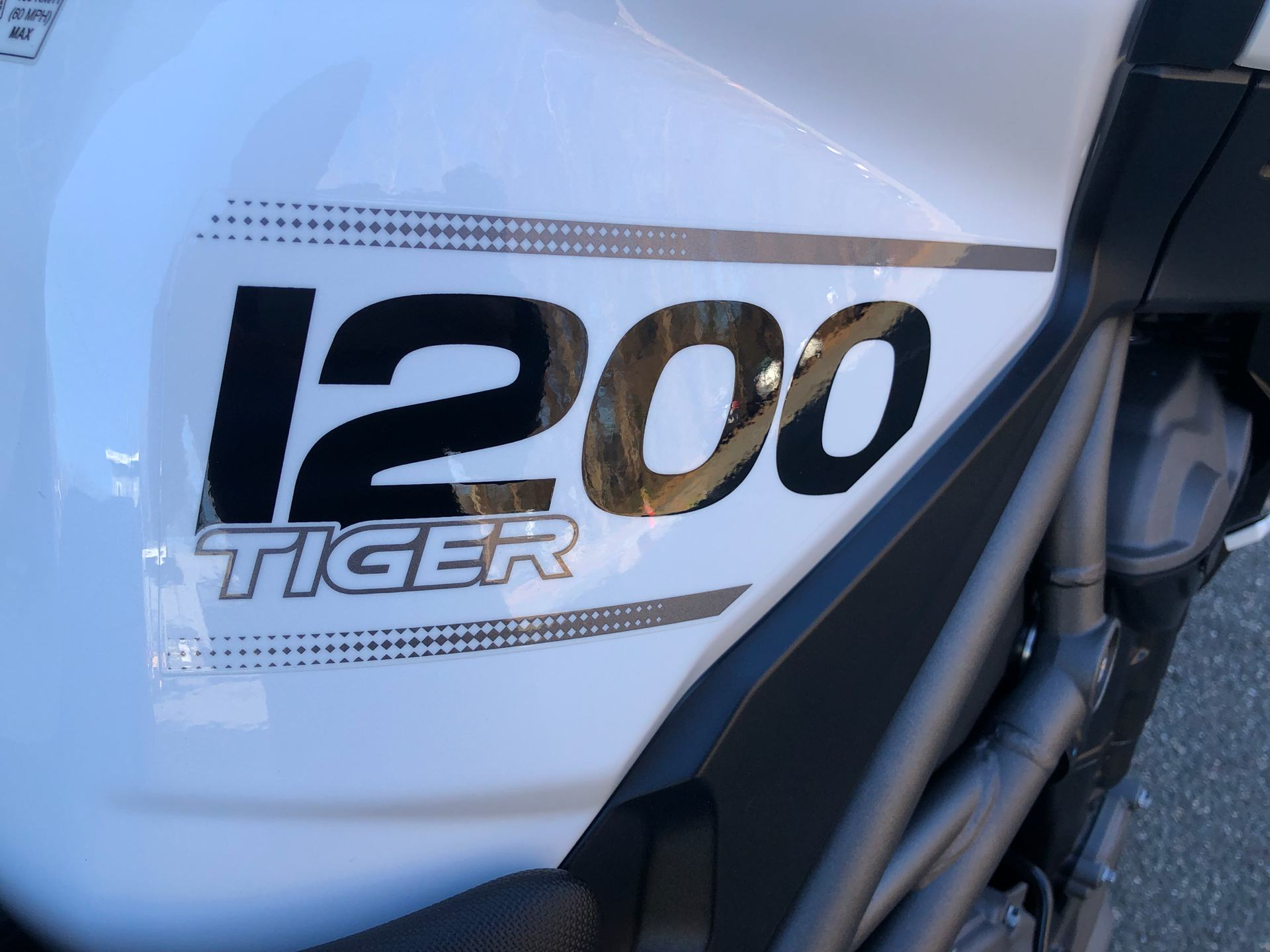 2019 Triumph Tiger 1200 XRt in Enfield, Connecticut - Photo 15